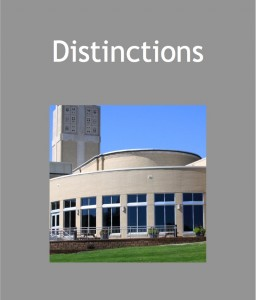 SAU Distinctions