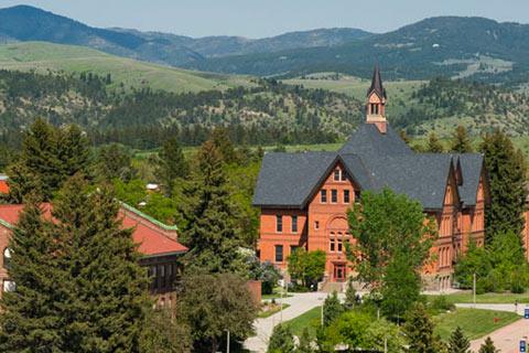Permalink to:Montana State University